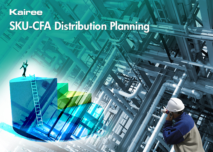 Kiaree SKU-CFA Distribution Planning