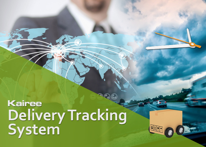 Kairee Delivery Tracking System