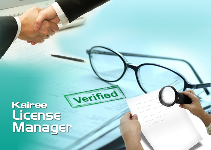 Kairee License Manager